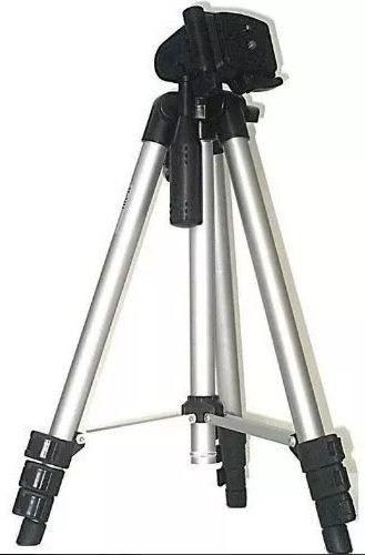 Tripé Fotográfico Profissional Universal Canon Nikon 1,20 Mt