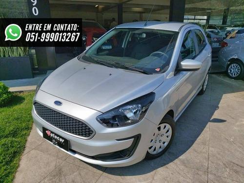 Imagem 1 de 12 de Ford Ka 1.0 Ti-vct Flex Se Manual