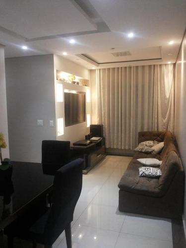 Apartamento De 3 Quartos Para Venda - Vila Iracema - Barueri - Izm7a3e7-500711