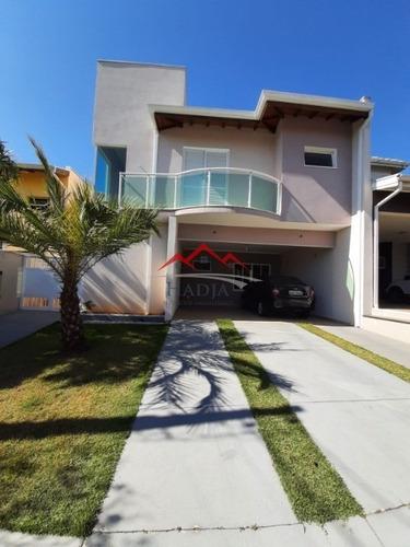 Imagem 1 de 30 de Casa A Venda Condomínio Terras De Gênova Em Jundiaí Sp - Ca00403 - 68412701