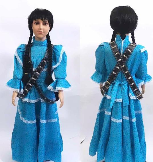 Vestido De Xv A Os Azul Turquesa Con Azul Rey En Mercado