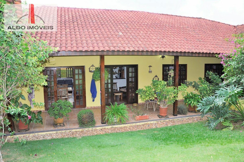 Casa Alto Padrão À Venda Em Cotia/sp - 380