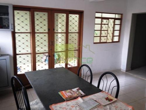 Casa Residencial À Venda, Vila Aurocan, Campinas. - Ca0603