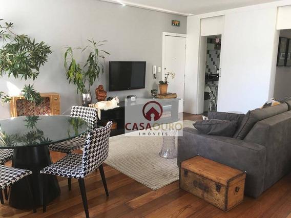 Apartamento 1 Quarto Á Venda No Serra, Belo Horizonte. - Ap0868
