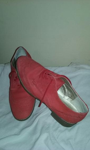 Zapato Sonly Shoes Gamuzados
