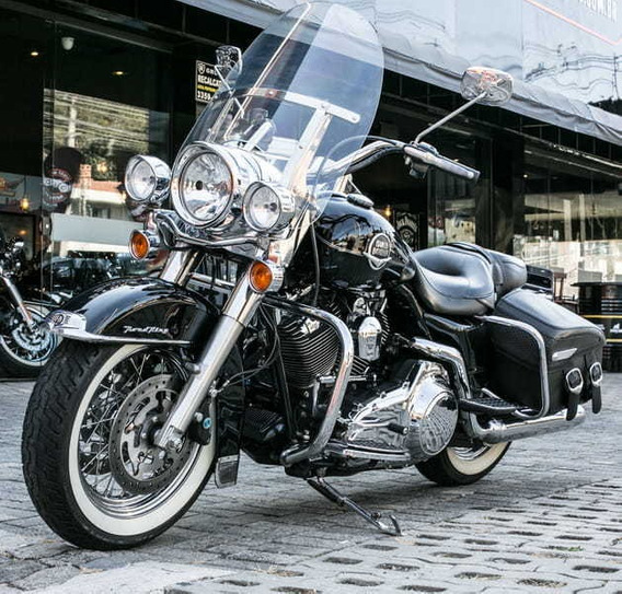 Harley-davidson Road King Classic 2008