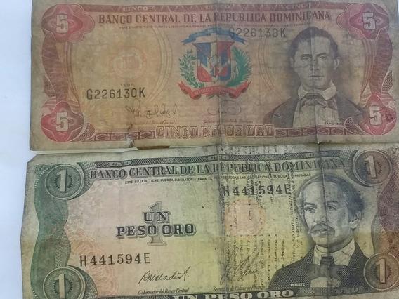 Vendo Billetes Antiguos Dominicano
