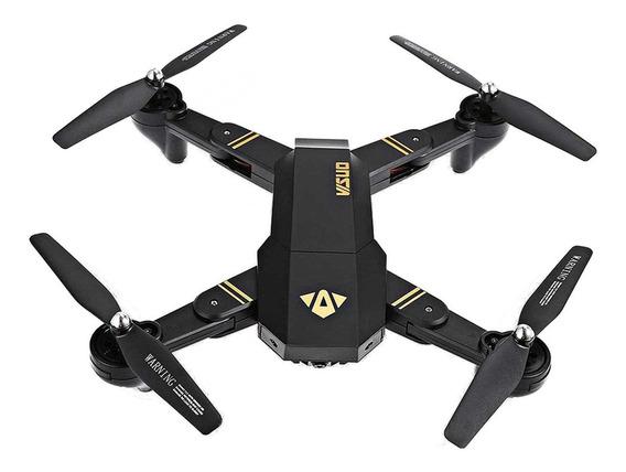 Drone Visuo XS809W con câmera HD Black