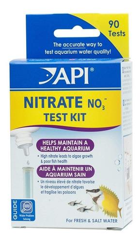 Prueba Nitrato Nitrate Prueba Test Kit Api Agua Acuario