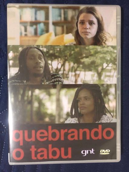 Dvd Quebrando O Tabu (filme + Documentário Gnt)
