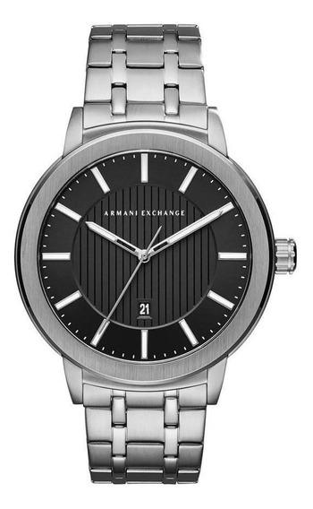 Relógio Armani Exchange Prata Ax1455/1pn