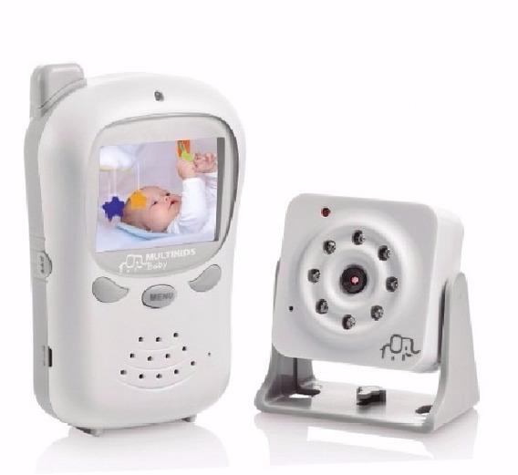 Babá Eletrônica Som Câmera De Vídeo E Visão Noturna 250m