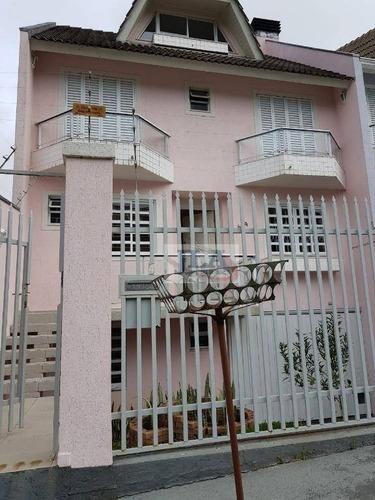 Imagem 1 de 25 de Sobrado Com 3 Dormitórios Para Alugar, 200 M² Por R$ 2.800,00/mês - Boa Vista - Curitiba/pr - So0040