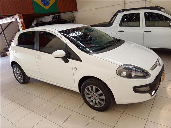 Fiat Punto Punto Attractive Italia 1.4 8v Flex