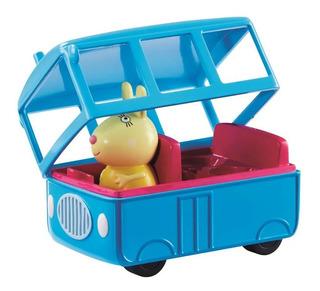 Peppa Pig - Ônibus Escolar - Dtc