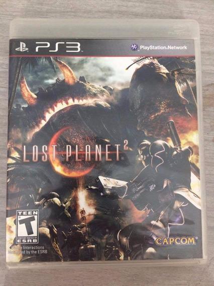Lost Planet 2 Ps3 - Original