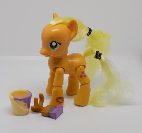 My Little Pony Applejack Articulada Lot6