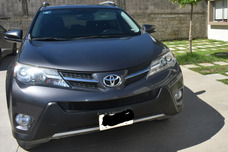 Toyota Rav4 Ltd Plinium At