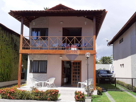 Casa Com 4 Dormitórios À Venda, 250 M² Por R$ 630.000,00 - Maria Farinha - Paulista/pe - Ca0273