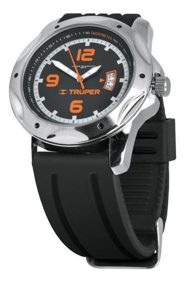Reloj Para Caballero De Cuarzo Truper 60070