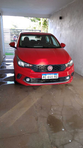 Fiat Argo 1.8 Precision Connect 2018