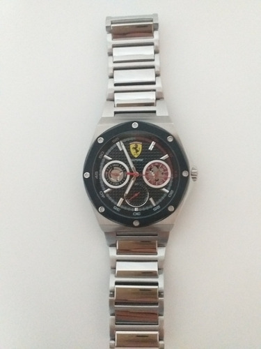 Relogio Ferrari Scuderia Masculino  Sf451340471