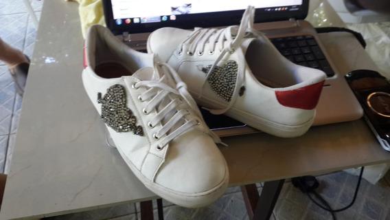 Sapato Debora Bertti - Romero Britto 35 - Neb