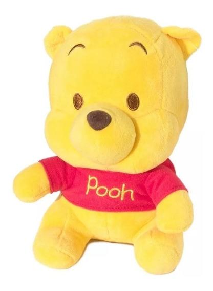 Pelúcia Urso Ursinho Pooh 18 Cm Original Disney Store