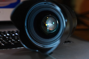 Lente Sigma Art 35 Mm F 1.4 Para Nikon