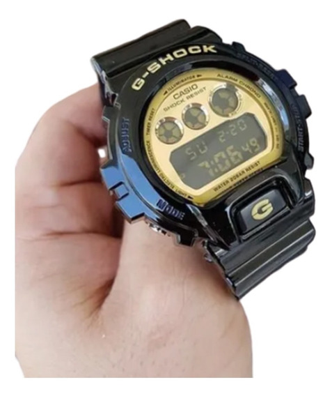 Relogio Casio Masculino Digital G-shock Original Preto +nota