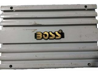 Planta Amplificador Boss Ava-650 4 Canales