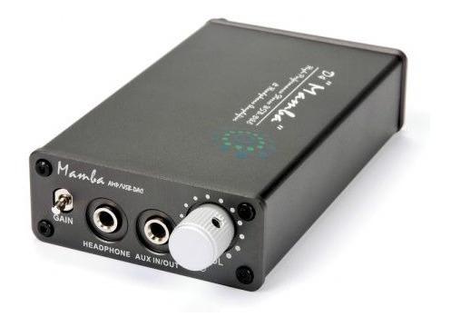 Dac / Amplificador Portatil Ibasso D4 Para Audifonos / Iem