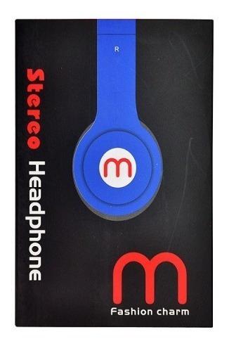 6 Headphone Fashion Charm Entrada P2 - Sortidos