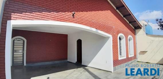 Casa Térrea - Jardim Alto Da Colina - Sp - 607488