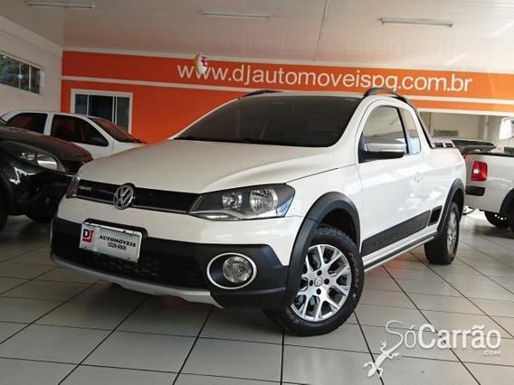 Volkswagen Saveiro Cross 1.6 2015 C.e.