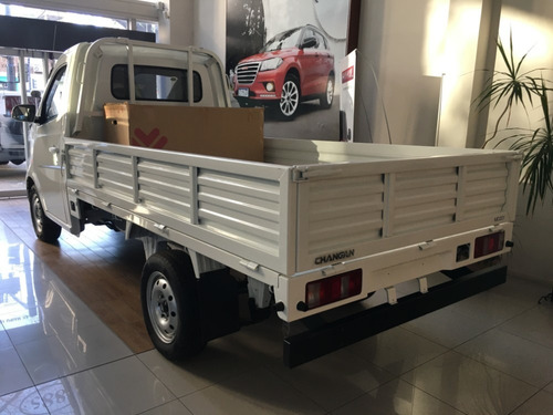 Imagen 1 de 15 de Utilitario - Changan Md 201 Pick Up (camioneta De Trabajo)