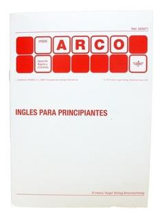 505071 Cuaderno Inglés Para Principiantes Método Arco Eduke