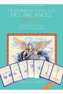 Libro Herramientas De Luz Del Arcángel Miguel 2da Edic