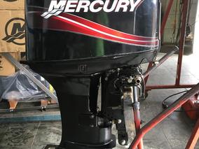 Motor De Popa 50 Hp Mercury Ano 2010