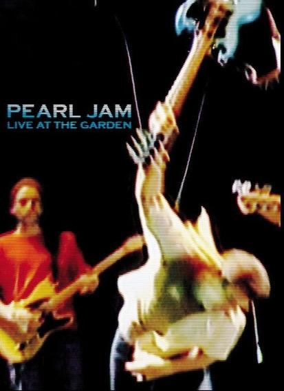 Pearl Jam - Live At The Garden [2dvd] Original Importado