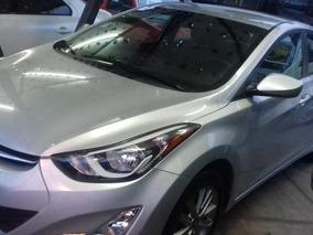 Hyundai Elantra 1.8 Gls Prem 2015 At Recibo Autos Y Tarjetas