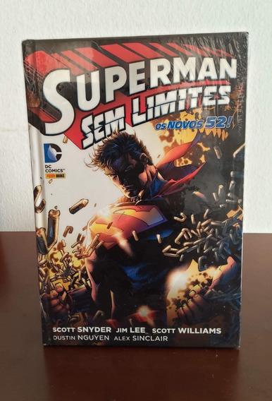 Superman - Sem Limites - Nova E Lacrada