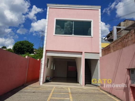 Prédio Comercial Para Venda Em Cajamar, Guaturinho, 4 Banheiros, 2 Vagas - 18778