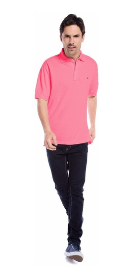 Excelente Tommy Hilfiger Polo Xl Pink