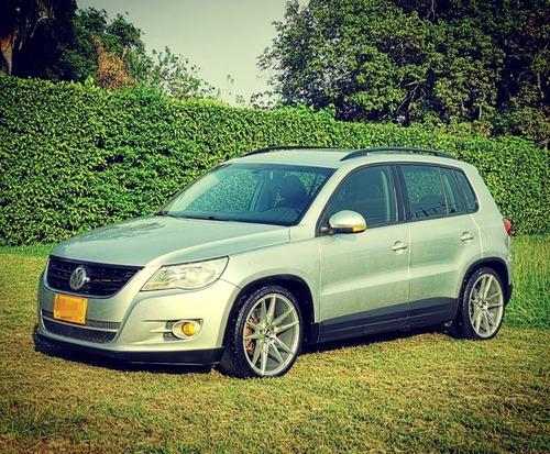 Volkswagen Tiguan 2.0t Aut