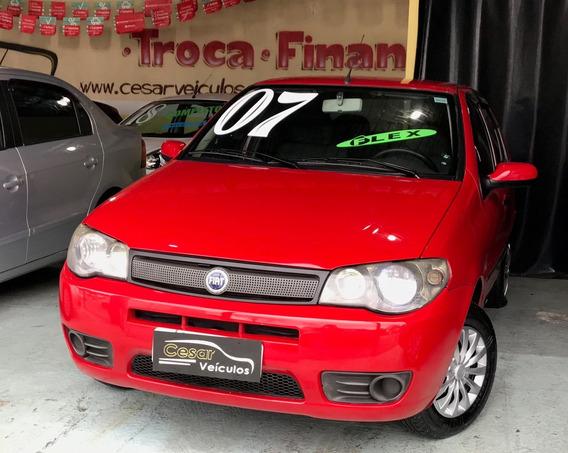 Fiat Palio 1.0 Fire Celebration Flex 2007 4 Portas