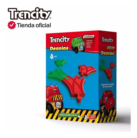 Trencity Desvios X4 Unidades - Tienda Oficial -