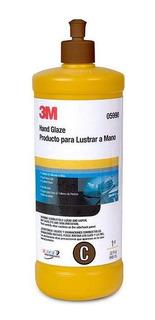 3m Abrillantador Manual 5990 - Hand Glaze +original +paso C