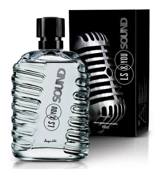 2 Unidades Perfume Luan Santana Ls&you Sound 100ml Jequiti