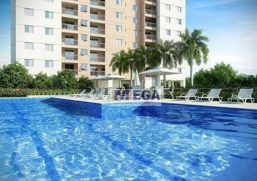 Imagem 1 de 17 de Apartamento Com 3 Dormitórios À Venda, 76 M² Por R$ 476.900 - Loteamento Chácara Prado - Campinas/sp - Ap5124